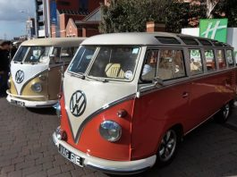 Camper van fans to descend on Lincoln come August