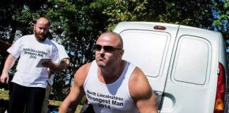 Strongman competition is sure to raise hefty amount for hospice