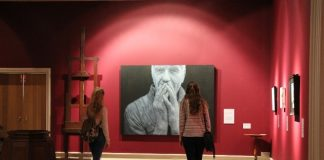 Over 1,000 people see portrait exhibition in its first week in Lincoln