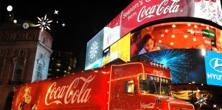 Coca-Cola truck rolls into Lincoln this December