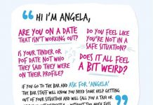 'Ask for Angela' wins national award