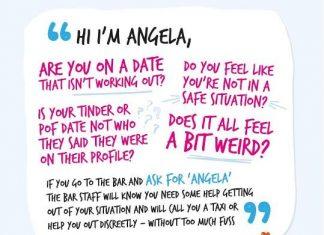 'Ask for Angela' wins national award