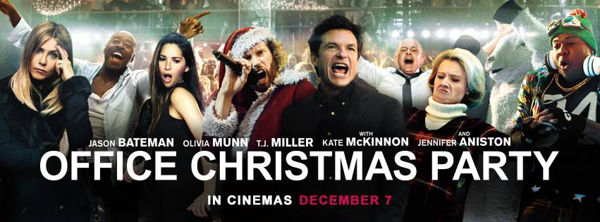 The office Christmas party - so eventful they made a film ...