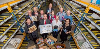 Lincolnshire Co-op raises £290,000 boost for homelessness charities