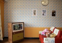 County dementia patents step back in time with fifties-themed lounge