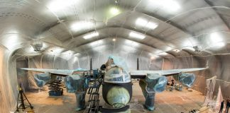 Just Jane restoration resumes after local business donates paint
