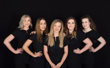 Skin Couture give Caistor salon a make-over