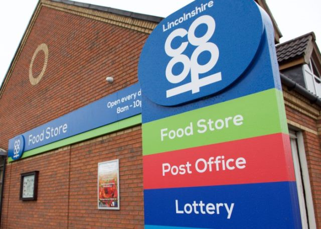 Sales up 7% over festive period for Lincolnshire Co-op