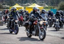 Charity motorbike ride sees bikers save lives