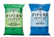 Pipers Crisps goes stateside after brand ink deal with US