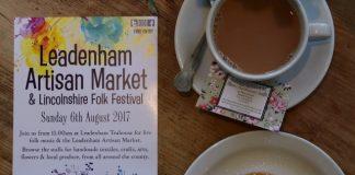 Leadenham Teahouse gears up for Day of Lincolnshire Folk