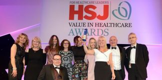 Children's mental health team recognised with national accolades