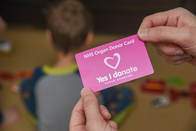 Thousands alive in Surrey & Hampshire thanks to organ donation