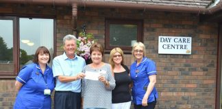 Charity golf day raises funds for Motor Neurone Disease patients