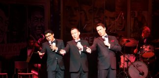 Rat Pack Live brings the cool to Skegness this summer