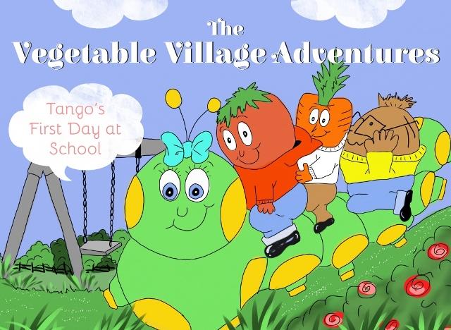 Former Lincolnshire farmer release children's book
