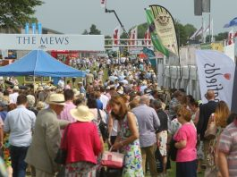 Lincolnshire Showground adds £11m to regional economy