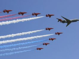 No Scampton Airshow for 2018, organisers confirm