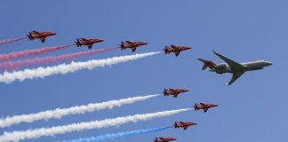 Ten things to see at Scampton Airshow