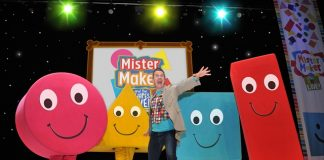 Hit CBeebies live show visits Lincoln