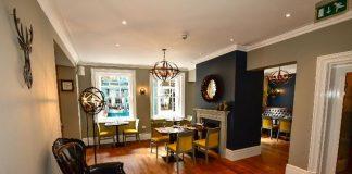 Enjoy Christmas dinner at Lincoln's White Hart Hotel