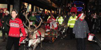 Lincoln's reindeer parade returns