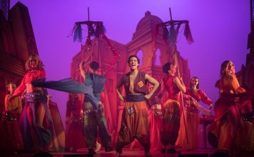 Reader giveaway: win a family ticket for Aladdin in Lincoln