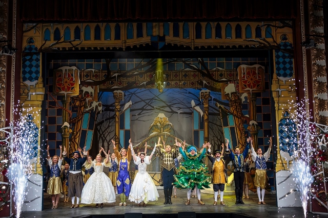 Beauty and the Beast beats panto record for Palace Theatre
