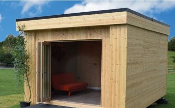 Scunthorpe glamping pod goes under the hammer